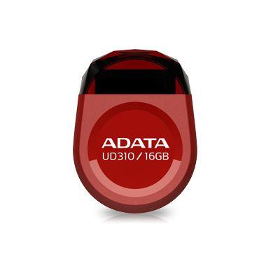 MEMORIA FLASH ADATA UD310 16GB USB ROJA (AUD310-16G-RRD)