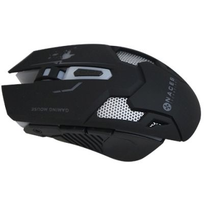 MOUSE GAMER NACEB TECHNOLOGY NA-615 COLOR NEGRO