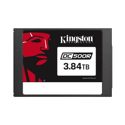 """UNIDAD SSD KINGSTON DC500R 3840GB 2.5"""" SATA III SEDC500R/3840G"""