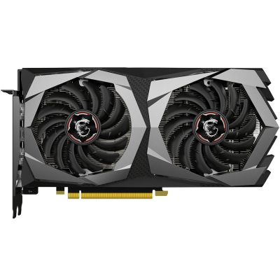 TARJETA DE VIDEO MSI NVIDIA GEFORCE GTX 1650 SUPER GAMINGX 4GB GDDR6