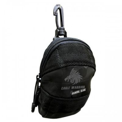 ESTUCHE PARA MOUSE EAGLE WARRIOR NEGRO AMOUSEBAG0001EGW