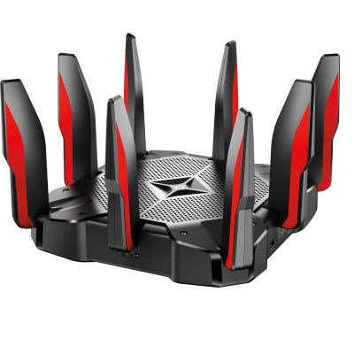 ROUTER GAMING TP-LINK/AC5400/8 ANTENAS/TRIBAND/2 USB3.0/ARCHER C5400X