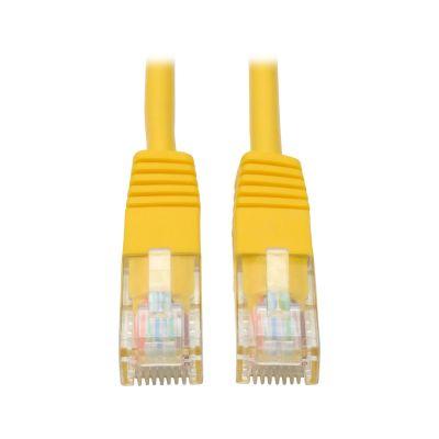 CABLE TRIPP LITE PATCH CAT5E UTP RJ-45 MACHO 2.13M N002-007-YW