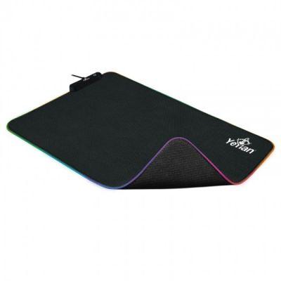 MOUSEPAD YEYIAN GAMER MP2035 KRIEG 2035 RGB LED ANTIDERRAPANTE