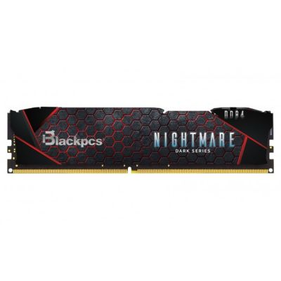 MEMORIA DDR4 BLACKPCS NIGHTMARE 4GB 2400 MHZ MUDG124O1-4GB