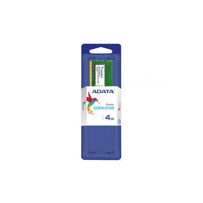 MEMORIA SODIMM DDR4 ADATA 4GB 2133 MHz (AD4S2133W4G15-S)