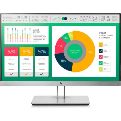 "MONITOR HP ELITEDISPLAY E223 21.5"" FHD 1FH45AA"