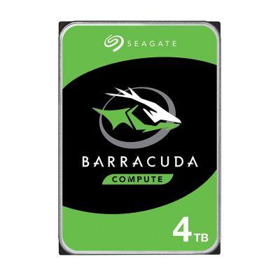 DISCO DURO INTERNO SEAGATE BARRACUDA  ST4000DM004 4TB 3.5  256MB BULK