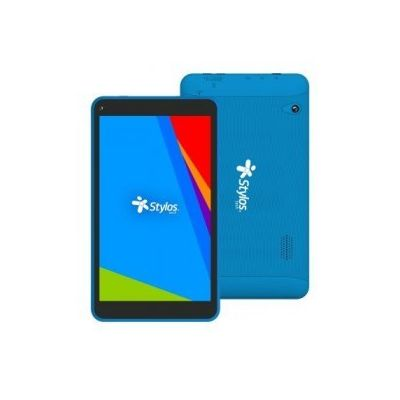 "TABLET STYLOS TARIS AZUL QUADCORE 8GB 1GBRAM AND 8.1 7"" STTTA84A"