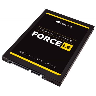 "SSD CORSAIR FORCE SERIES LE 240GB SATA III 6GB/S 2.5"" CSSD-F240GBLEB"