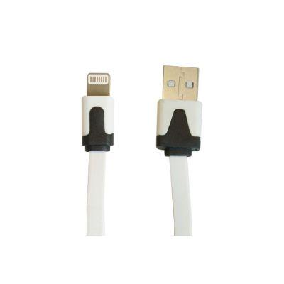 CABLE USB OVALTECH OVCAB-K002 15CM COLOR BLANCO USB/MICROUSB/LIGHTNING