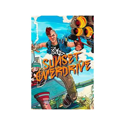 SUNSET OVERDRIVE XBOX ONE 3QT-00007 SPECIAL EDITION