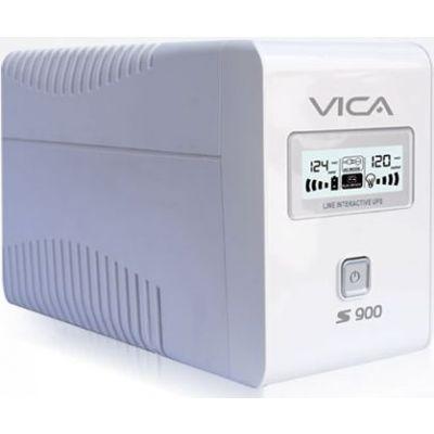 NO BREAK VICA 900VA 500W COLOR BLANCO HOGAR Y OFICINA S900