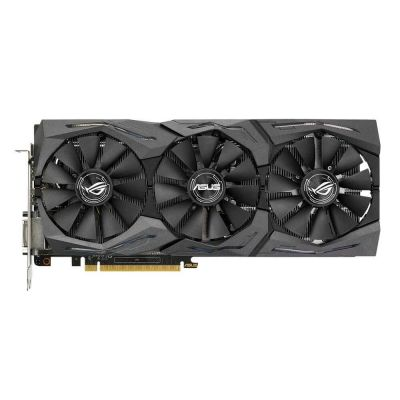 TARJETA DE VIDEO ASUS STRIX-GTX1060-O6G-GAMING 6GB GDDR5 PCIe 3.0 CAJA