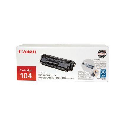 TONER CANON 104 NEGRO PARA D420 (0263B001BA)