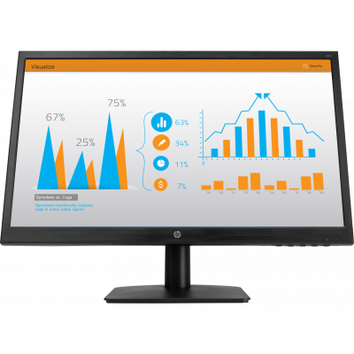 "MONITOR HP N223 LED 21.5"" FULL HD VGA/HDMI 3ML60A6"
