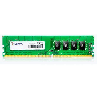 MEMORIA DDR4 ADATA 4GB 2400Mhz UDIMM (AD4U2400W4G17-S)