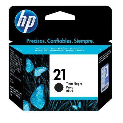 CARTUCHO HP 21 NEGRO PARA D1320/DSC1410 (C9351AL)