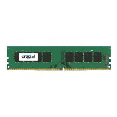 MEMORIA RAM CRUCIAL 4GB DDR4 2666 4-21300 288-PIN DIMM CT4G4DFS8266