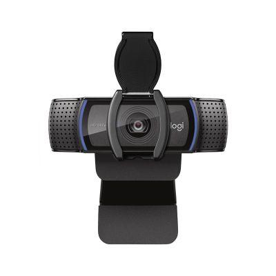 CAMARA WEB LOGITECH C920S HD PRO 1080p MIC DUAL STEREO 960-001257