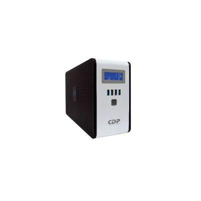NO BREAK CDP RU-SMART751 750VA/350W 10 CONT LCD REG. BAT. SUP. 4 USB