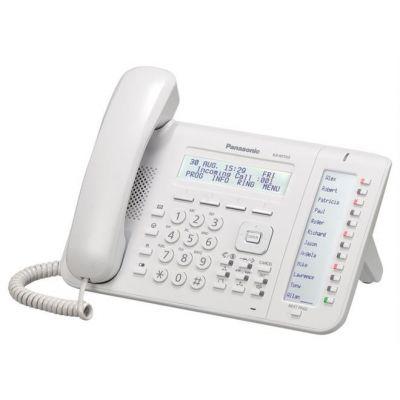 TELEFONO IP PANASONIC KX-NT553X 3 LINEAS COLOR BLANCO