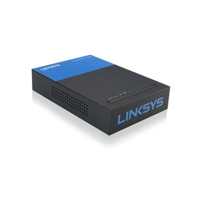 ROUTER LINKSYS METALICO VPN DUAL WAN GIGABIT LRT224