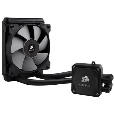 DISIPADOR CPU CORSAIR H60 HYDRO HIGH PERFORMANCE 120MM CW-9060007-WW
