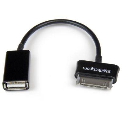 Cable  USB OTG SamsungGalaxy Tab Macho a Hembra  STARTECH SDCOTG