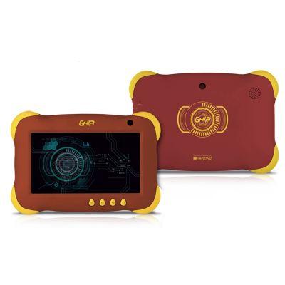TABLET GHIA AXIS KIDS 4CORE 1GB 8GB 2CAM WIFI ANDR7 ROJA NOTGHIA-219