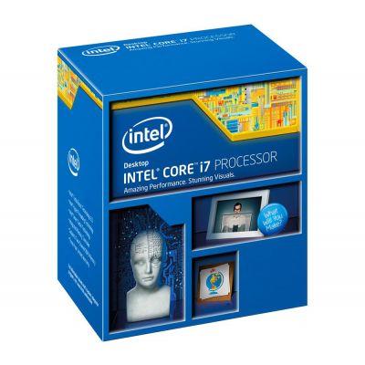 PROCESADOR INTEL CORE i7 5820K 3.3GHz 140W SOC 2011 CJA BX80648I75820K