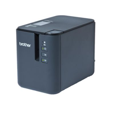 ROTULADOR INDUSTRIAL BROTHER PT-P950NW BLUETOOTH NEGRO