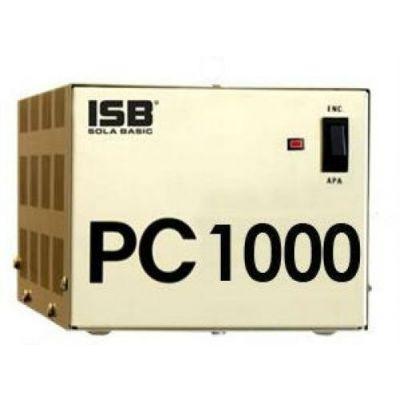 REGULADOR SOLA BASIC PC 1000 FERRORESONANTE 1000VA/1000W 4 CONTACTOS