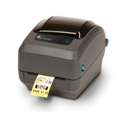 Impresora de etiquetas ZEBRA GK420T, Térmica directa / transferencia t