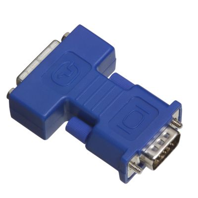 ADAPTADOR DE CABLE DVI VGA DVI-I A HD15 H/M