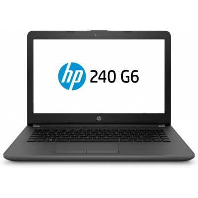 "LAPTOP HP 240 G6 14"" CELERON N3060 4GB 500GB WINDOWS 10 HOME"