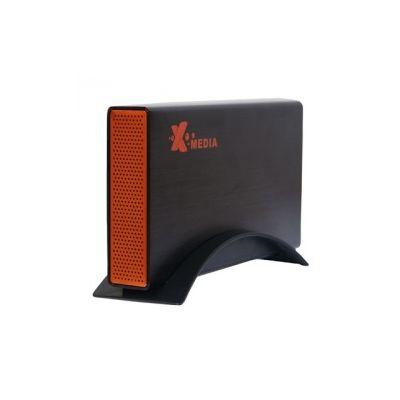 "GABINETE PARA DISCO DURO X-MEDIA FR XM-EN3451 3.5"" USB 2.0 SATA / IDE"