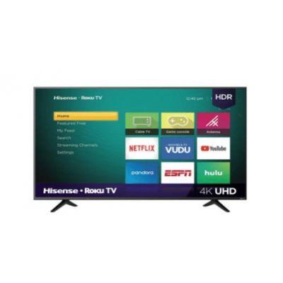 """PANTALLA SMART TV HISENSE 50""""4K 3840x2160 WIFI HDMI 50R6000FM"""