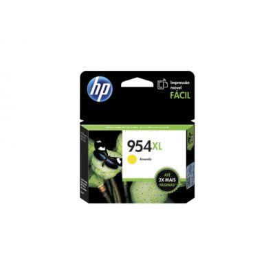 CARTUCHO HP 954XL AMARILLO 1,600 PAGS P/OJ PRO 8210/8710 (L0S68AL)