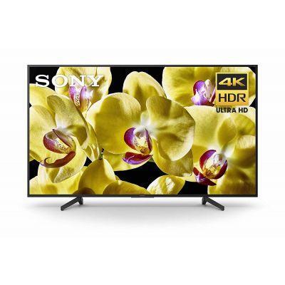 "PANTALLA SMART TV SONY 65"" UHD 4K 60HZ 2X 10W NEGRO XBR-65X800G"