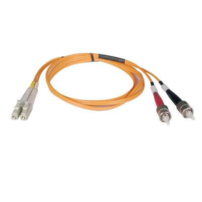 CABLE FIBRE OPTICA DUPLEX TRIPP LITE LC-MACHO-ST MACHO 62.5/125 5M