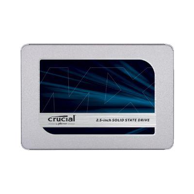 SSD CRUCIAL MX500 1TB SATA 560 MB/S 510 MB/S 6 GBIT/S CT1000MX500SSD1