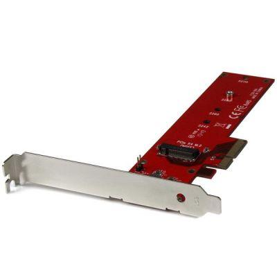 STARTECH ADAPTADOR PCI EXP. X4 A M.2  PARA SSD PEX4M2E1