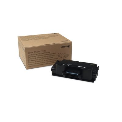 TONER CARTUCHO XEROX 106R02304 COLOR NEGRO 5000 PAGINAS