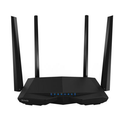 ROUTER TENDA AC6 2 4 GHZ 4 NEGRO