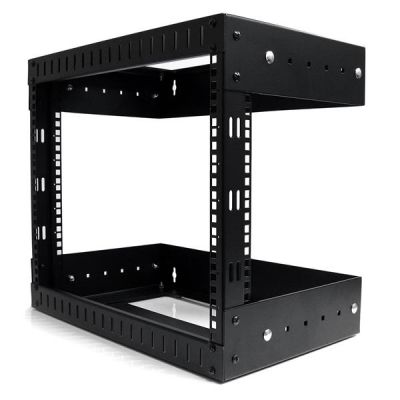 RACK HORIZONTAL PARED 8U C/PROFUNDIDAD AJUSTABLE  STARTECH RK812WALLOA