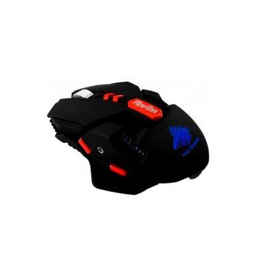 MOUSE EAGLE WARRIOR ÓPTICO USB RAPTOR 4000 DPI GAMER MGD837RAPTOREGW