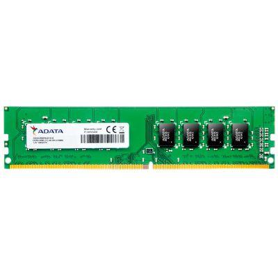 MEMORIA RAM ADATA 4GB DDR4 DIMM 2666MHZ 288PIN AD4U2666J4G19-S