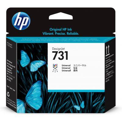 CABEZAL DE IMPRESION DESIGNJET HP 731 MULTICOLOR P2V27A P2V27A
