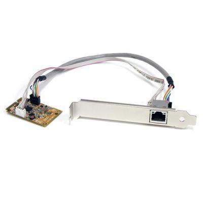 TARJETA MINI PCIE PCI   EXPRESS DE RED GIGABIT   STARTECH ST1000SMPEX